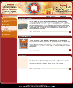 www_thermal-refractory_com